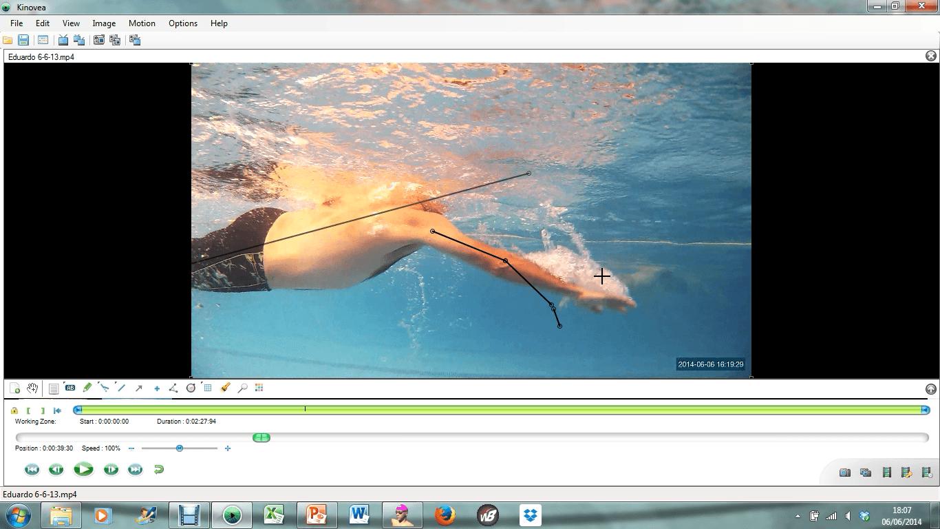 Triathlon Video Analysis