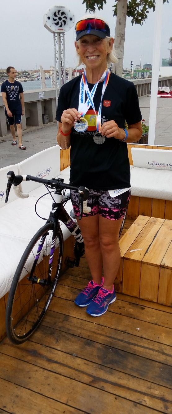 Jill Buckenham Triathlete