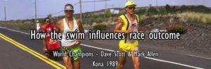 Swim influence