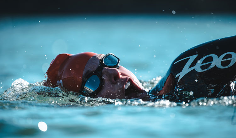 middle distance triathlon distances