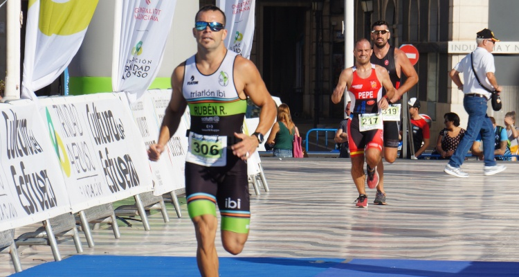 olympic triathlon distances