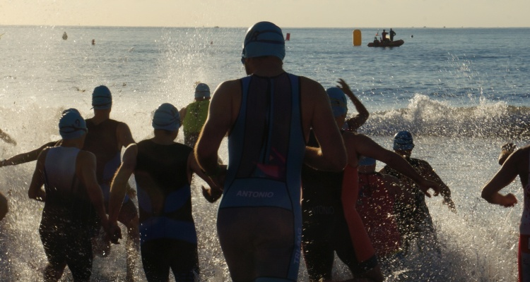 super sprint triathlon distances